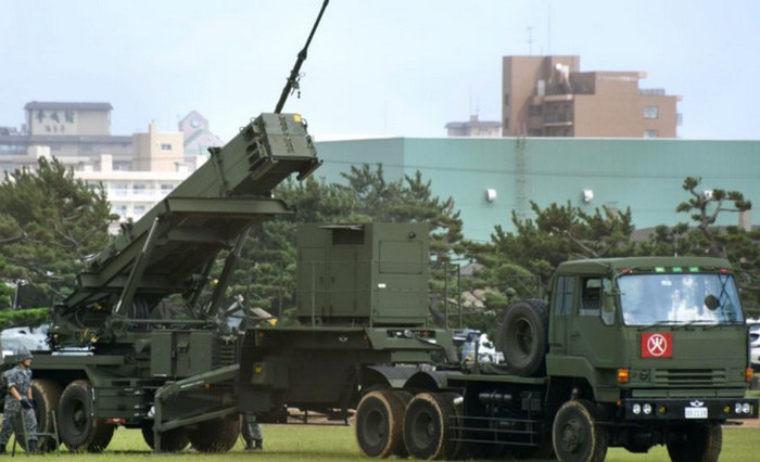 Япония развернула систему противоракетной обороны на острове Хоккайдо