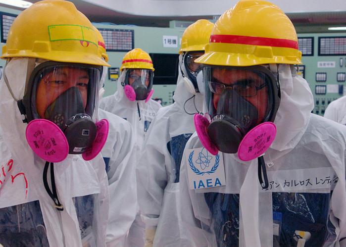 Япония сообщила об инциденте в ядерном исследовательском центре