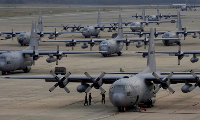 Япония возместит ущерб гражданам, проживающим возле американской базы ВВС Йокота
