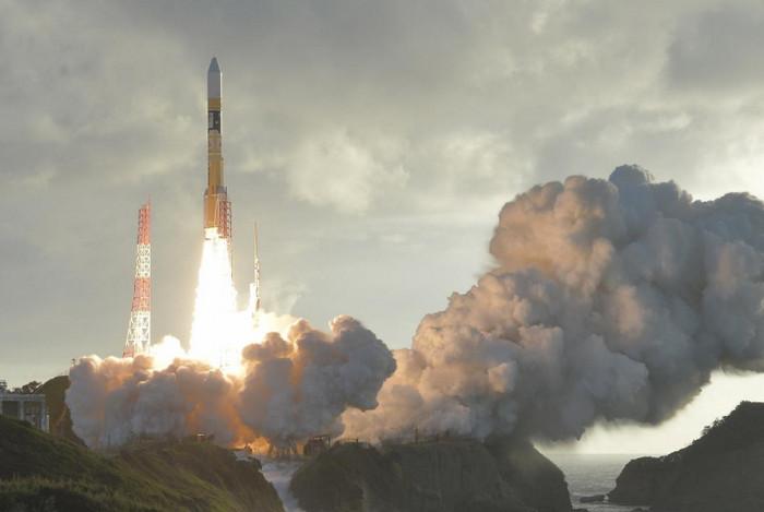 Япония запустила четвертый спутник для обеспечения высокоточного GPS