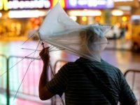 Юго-западная Япония готовится к тайфуну Noru