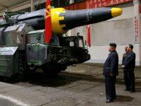 Южная Корея ответила на ядерные испытания Пхеньяна запуском ракет