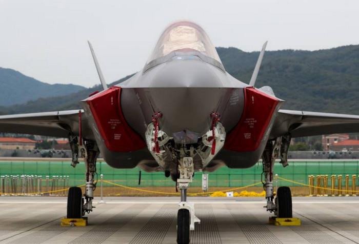 Южная Корея планирует купить дополнительно 20 истребителей F-35A в США