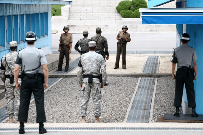 Южная Корея предложила КНДР провести переговоры на высоком уровне