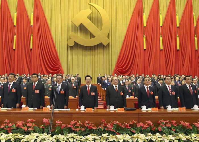 За 3 года миллион китайских госслужащих обвинены в коррупции
