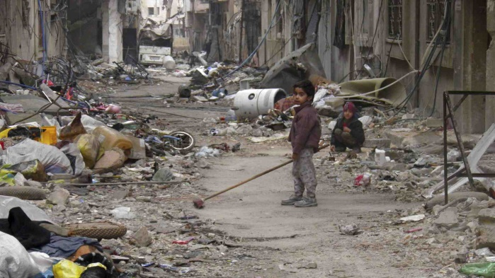 За несколько дней в Сирии убито 23 ребенка, — ЮНИСЕФ
