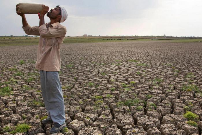 Загрязнение воздуха в Европе вызвало самую страшную засуху в истории Индии, - исследование