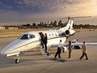Заказать частный самолёт: основные преимущества сервиса