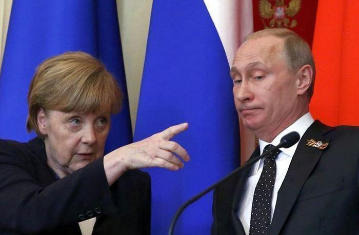Запад может ввести новые санкции против России, - Меркель