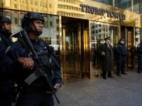 Запущен онлайн-счетчик расходов на охрану Трампа в Нью-Йорке, — Bloomberg