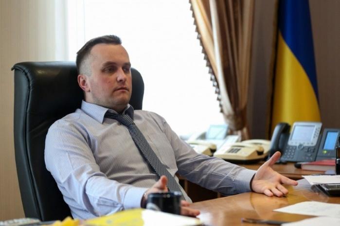 """Зарплата в 60 тысяч гривен сдерживает прокуроров от """"походов налево"""", — Холодницкий"""