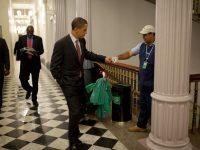 Зарплаты и обязанности сотрудников Белого дома во время президентства Обамы
