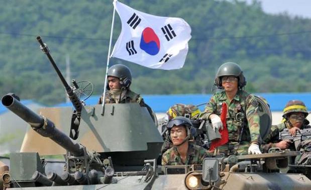 Затраты Южной Кореи на оборону составят 34 миллиарда долларов