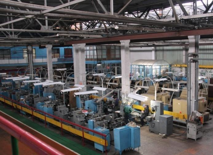 Бизнес идея: электромеханический завод