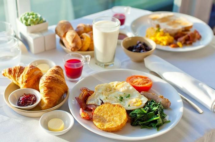здоровье украинца, завтрак, Что полезно есть на завтрак, Что лучше есть на завтрак