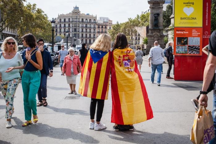 """Заявления США, Британии, Франции, Германии, Канады и Турции о """"каталонском кризисе"""""""