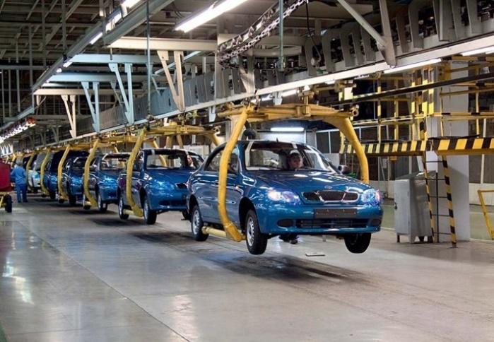 ЗАЗ остановил сборку автомобилей Lanos