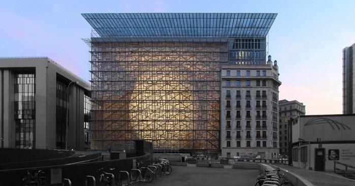 Здание Совета ЕС эвакуировано из-за обнаружения ядовитых газов