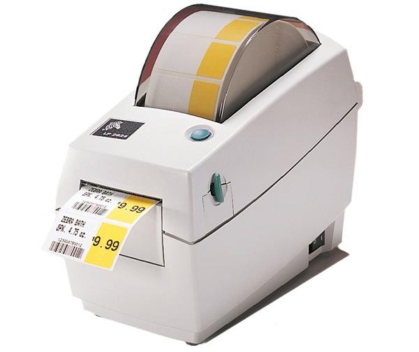 Zebra LP 2824 Plus - лидер среди настольных принтеров этикеток