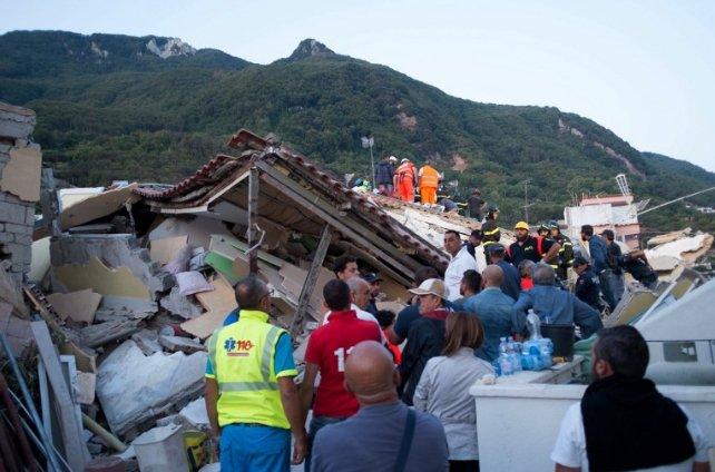 Землетрясение в Мексике самоемощное за последние 30 лет