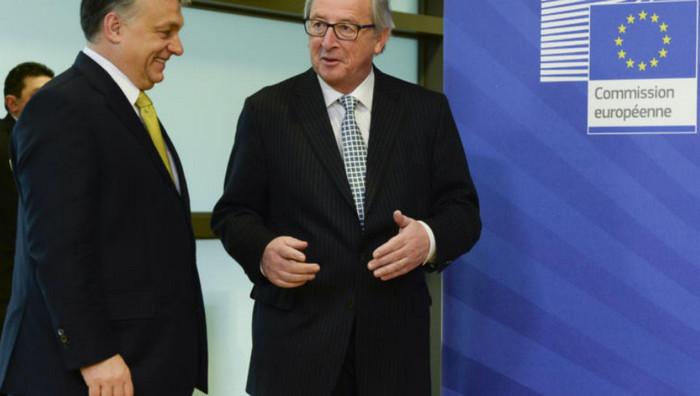 Жан-Клод Юнкер отказался применить санкции к Польше и Венгрии