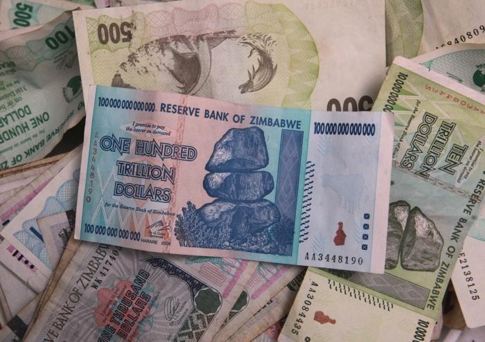 В Зимбабве выпустят свою версию доллара США