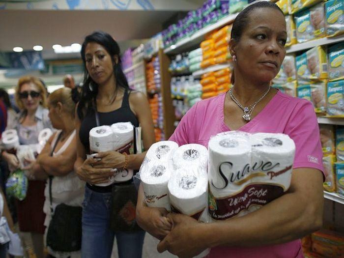 Значительное повышение минимальной зарплаты в Венесуэле и Украине. Совпадение?!