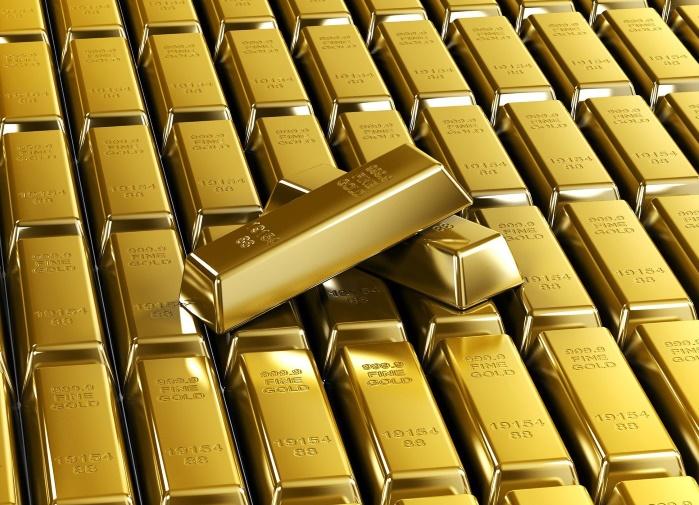 Золото составляет всего 6% золотовалютных запасов Украины, — Нацбанк